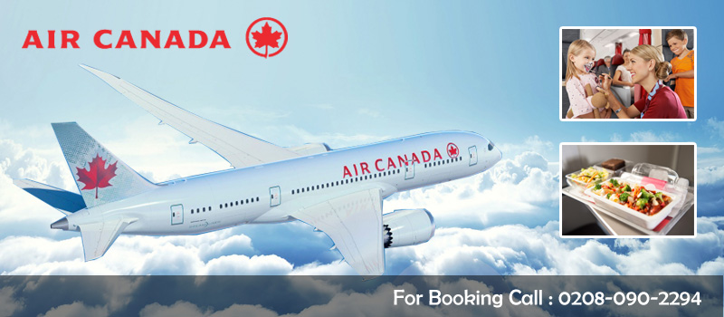 Book Air Canada Flights From United Kingdom, Travel Wide Flights, Book Flights and Hotels