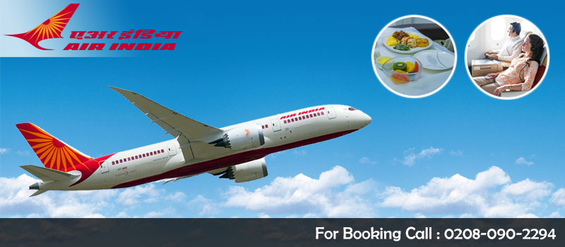 Book Air India Flights From United Kingdom, Travel Wide Flights, Book Flights and Hotels