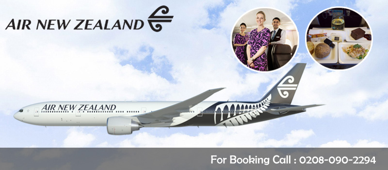 Book Air New Zealand Flights From United Kingdom, Travel Wide Flights, Book Flights and Hotels