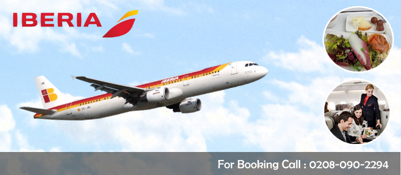 Book Iberia Airlines Flights From United Kingdom, Travel Wide Flights, Book Flights and Hotels