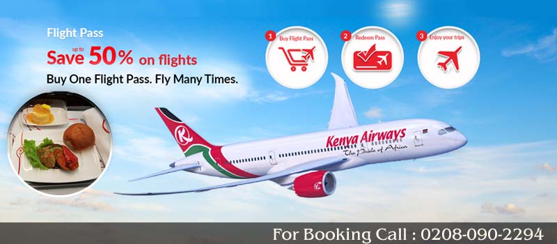 Book Kenya Airways Flights From United Kingdom - Pride of Africa, Travel Wide Flights