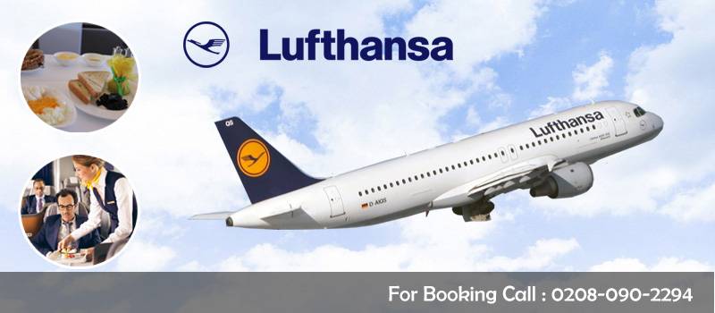 Book Lufthansa Airlines Flights From United Kingdom, Travel Wide Flights, Book Flights and Hotels