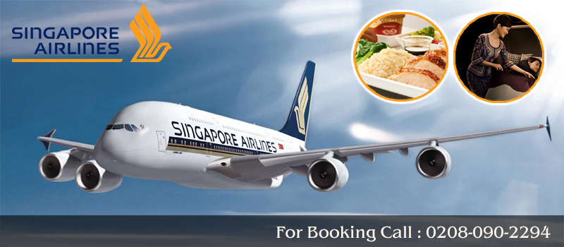 Book Singapore Airlines Flights From United Kingdom, Travel Wide Flights, Book Flights and Hotels