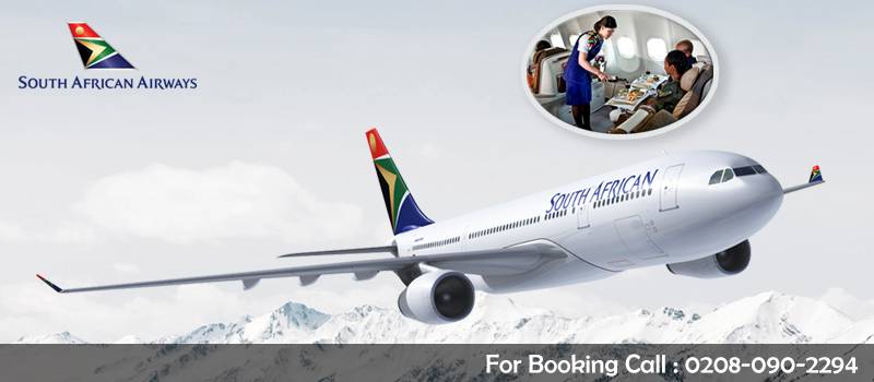 Book South African Airways Flights From  United Kingdom, Travel Wide Flights, Book Flights and Hotels