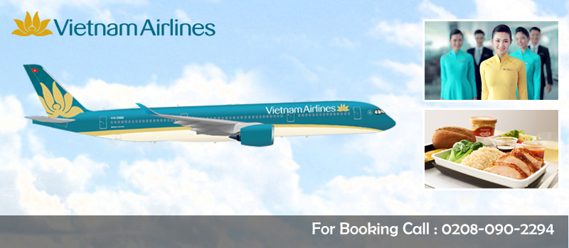 Book Vietnam Airlines Flights from United Kingdom, Travel Wide Flights, Book Flights and Hotels