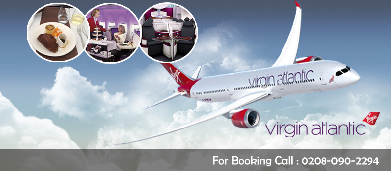 Book Virgin Atlantic Flights From United Kingdom, Travel Wide Flights, Book Flights and Hotels