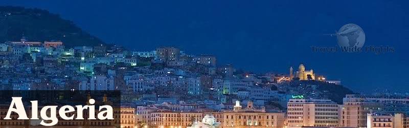 Cheap Flights To Algiers - Algeria
