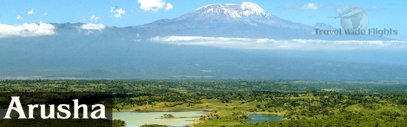 cheap flights to Arusha, Travel to Arusha from London, Travel Wide Flights