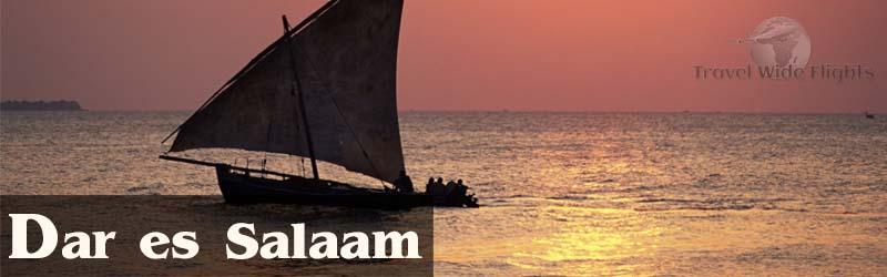 cheap flights to Dar es Salaam from london, Travel Wide Flights