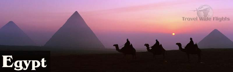 Cheap Flights to Egypt from London, Travel to Egypt