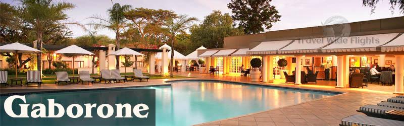 Cheap Flights To gaborone - Botswana, Travel Wide Flights