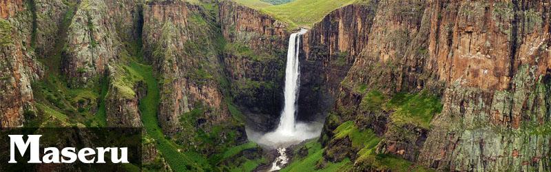 Cheap Flights To Maseru, Travel to Maseru, London to Maseru