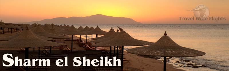 cheap flights to sharm-el-sheikh, Travel Wide Flights