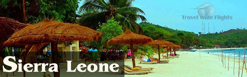 Cheap Flights To Freetown - Sierra Leone, Travel To Sierra Leone