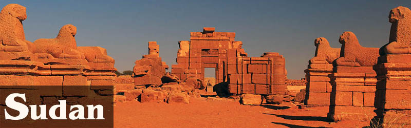 Cheap Flights To Sudan