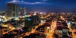 Asia - Cheap Flights to Cambodia