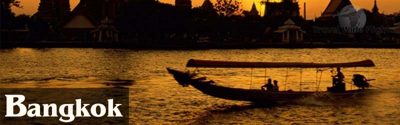 Cheap Flights To Bangkok, Bangkok Beach, Travel Wide Flights