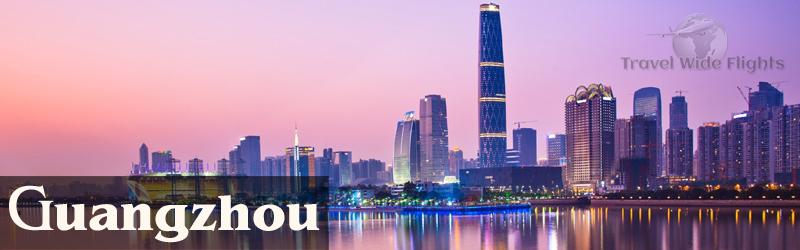 Cheap Flights To Guangzhou China, Travel Wide Flights