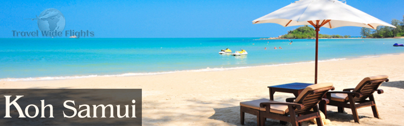 Cheap Flights To Koh Samui, koh-samu Thailand Beach, Travel Wide Flights