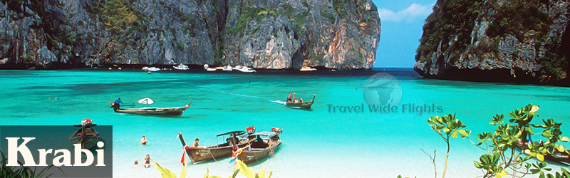 Cheap Flights To krabi, Krabi Thailand Beach, Travel Wide Flights