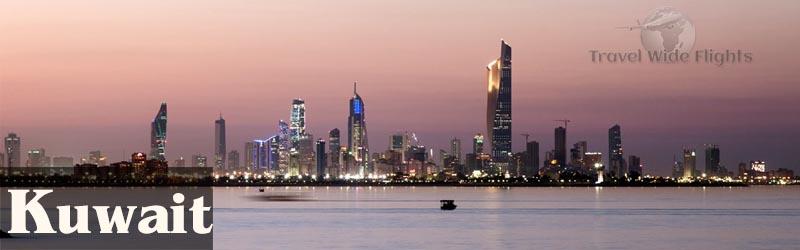 Cheap Flights To kuwait