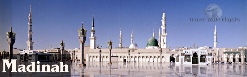 Cheap Flights To Madinah, Saudi Arabia, Travel Wide Flights
