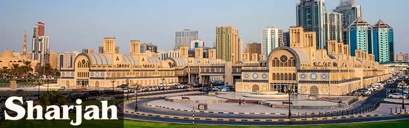 Cheap Flights To Sharjah, Travel Wide Flights