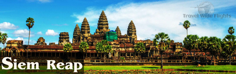 Cheap Flights To Siem Reap Cambodia, Travel Wide Flights