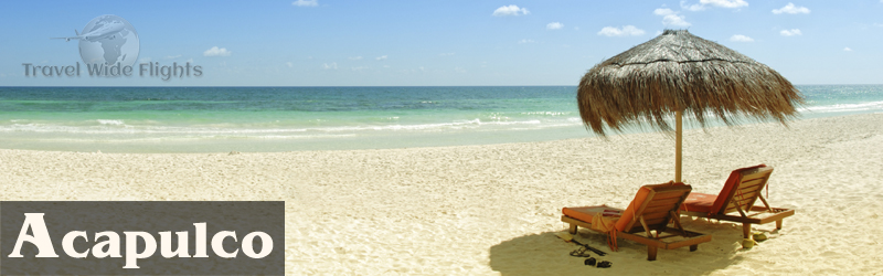 Cheap Flights To acapulco, acapulco Beach