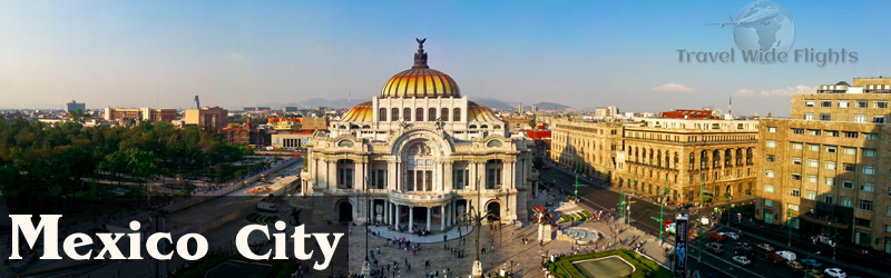 Cheap Flights To Mexico City, Mexico City Beach