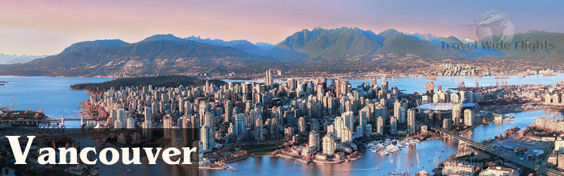 Cheap Flights To Vancouver, Vancouver Flights, Vancouver Beach