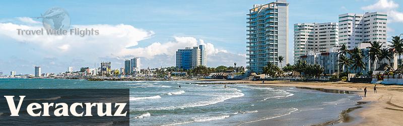 Cheap Flights To Veracruz, Veracruz Beach