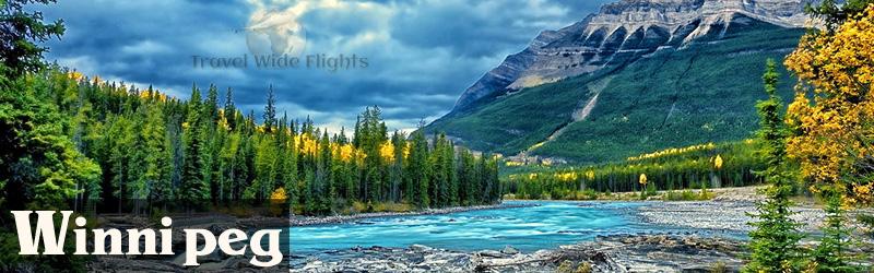 Cheap Flights To Winnipeg, Winnipeg Flights, Winnipeg Beach