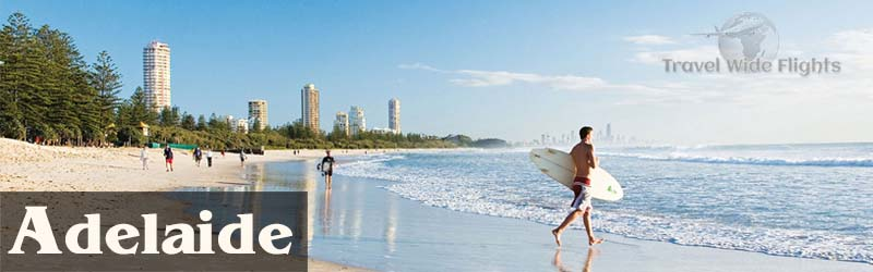 Cheap Flights To Adelaide, Adelaide Beach