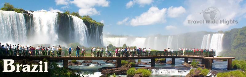 Cheap Flights To Brazil from London, Travel to Brazil