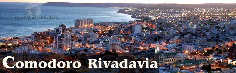 Cheap Flights To Comodoro Rivadavia