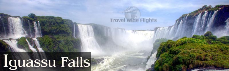 Cheap Flights To Iguassu Falls