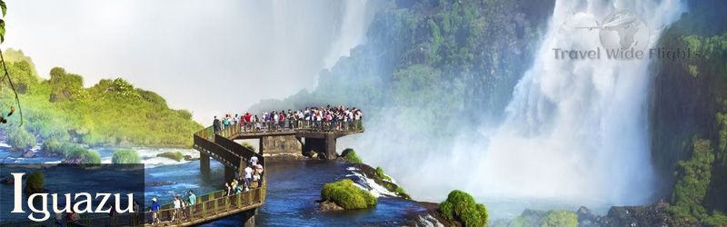 Cheap Flights To Iguazu