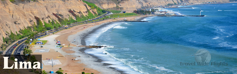 Cheap Flights To Lima
