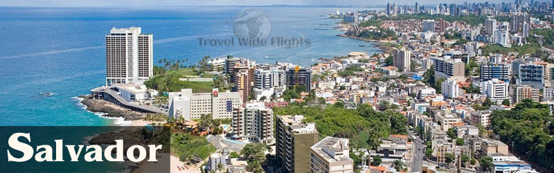 Cheap Flights To Salvador