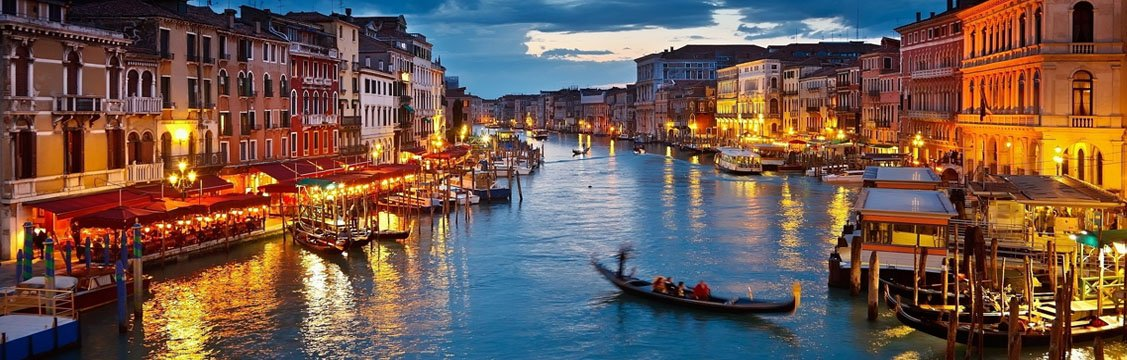 Venice Tour Packages from Uk with Travel Wide Flights